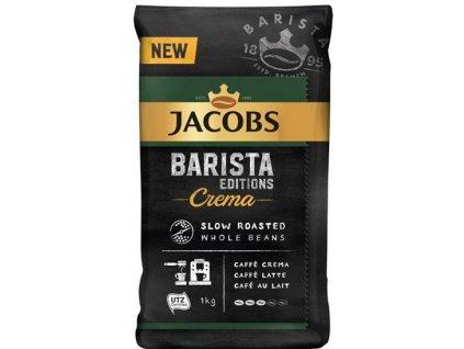 Jacobs Barista Crema 1 kg zrno