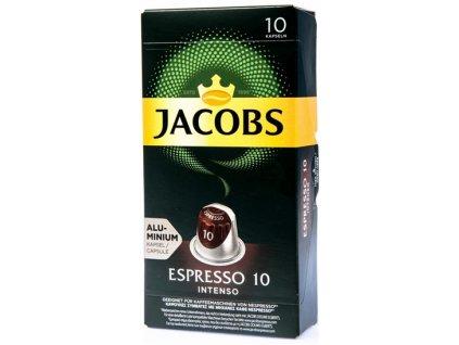 Jacobs Espresso Intenso 10ks
