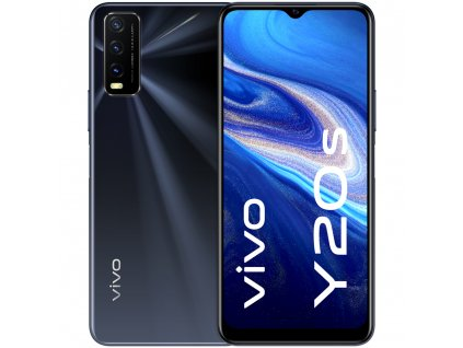 VIVO Y20s DS 4+128GB Obsidian Black