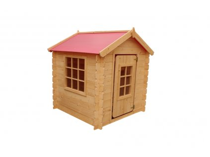 Marimex Dětský dřevěný domeček Vilemína - 11640360