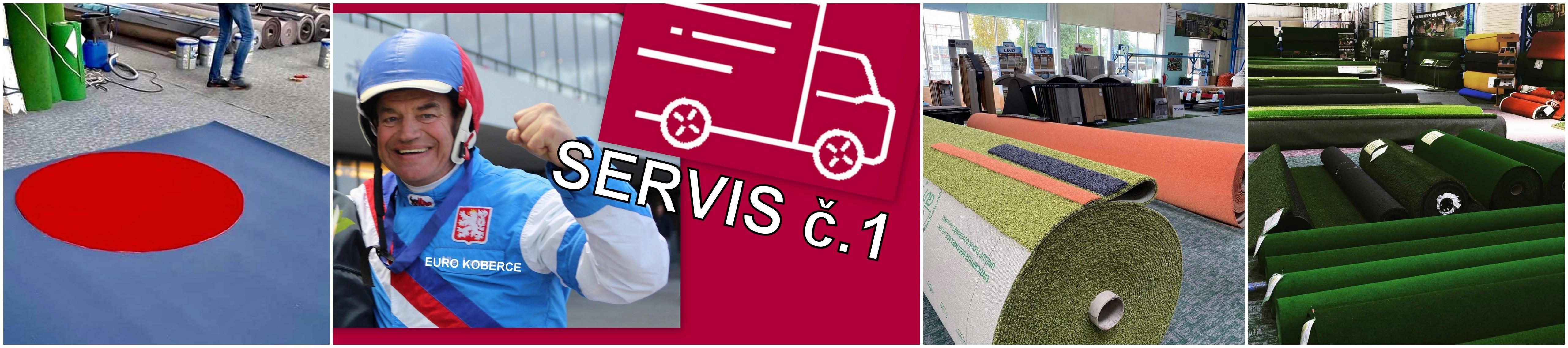 SERVIS je pro nás na 1.místě !
