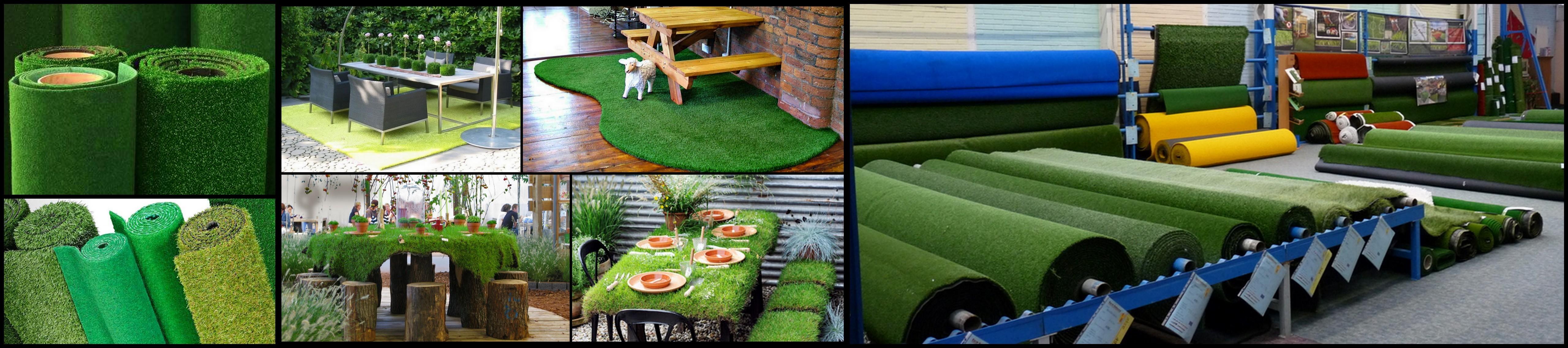 Jak vybrat umělý trávník!