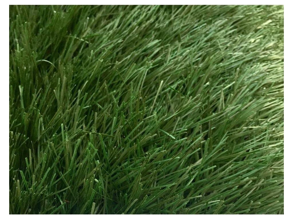 Umělý trávník -Desso Vision 50ex  2,26m šíře