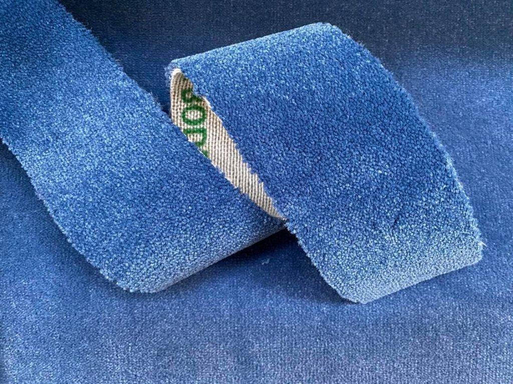 Metrážový koberec - Exclusive Olympia blue  4m šíře