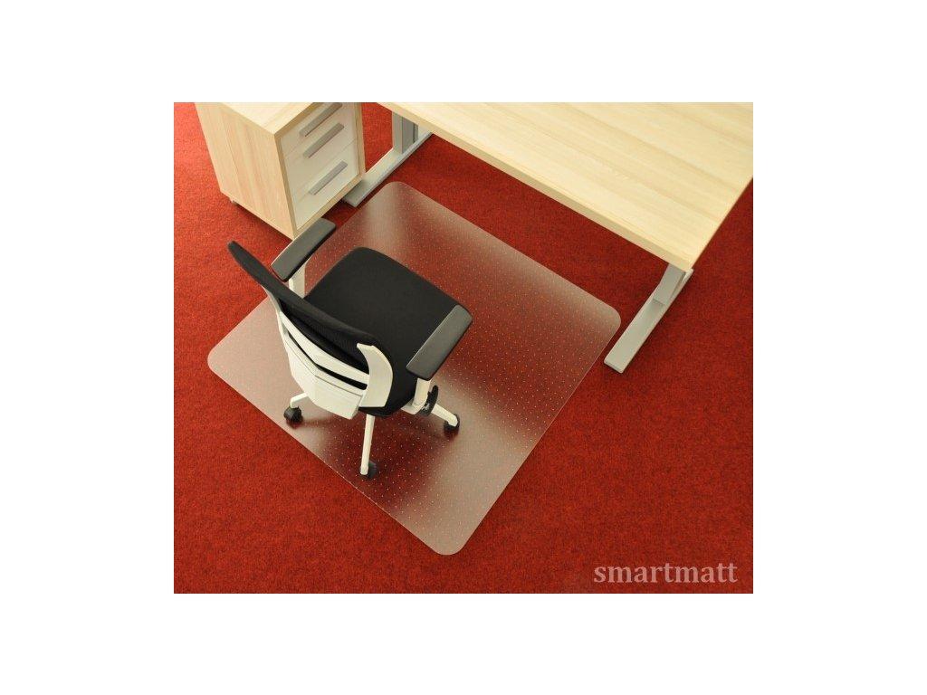 Podložka pod židli smartmatt na koberec 5200PCT (4) (Custom)