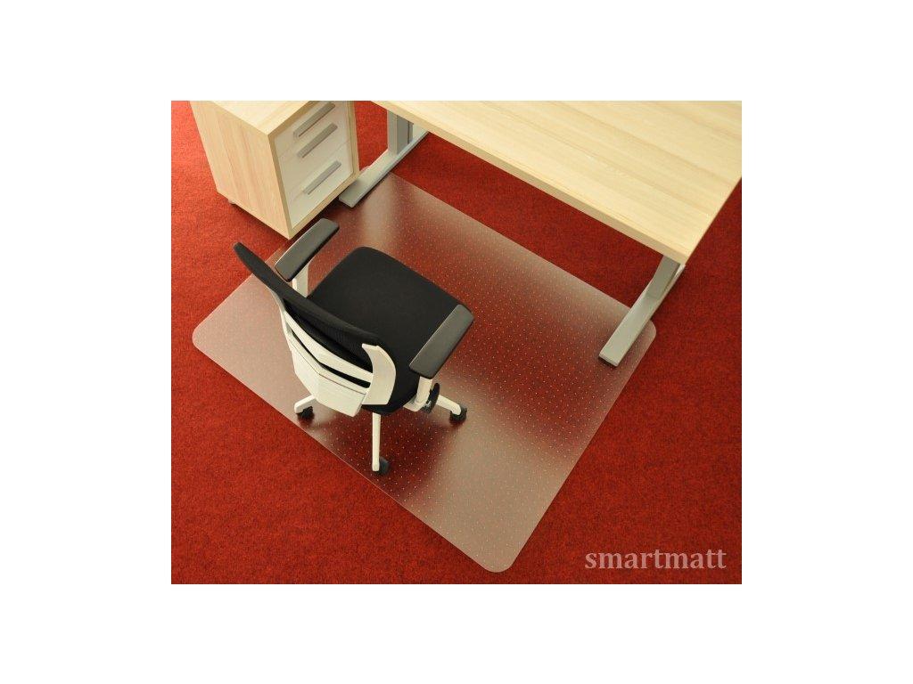 Podložka pod židli smartmatt na koberec 5300PCT (4) (Custom)