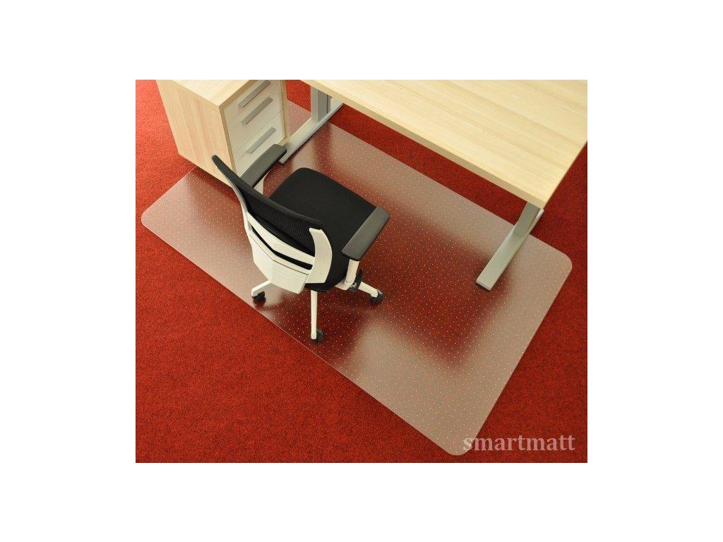 Podložka pod židli smartmatt na koberec 5400PCT (4) (Custom)