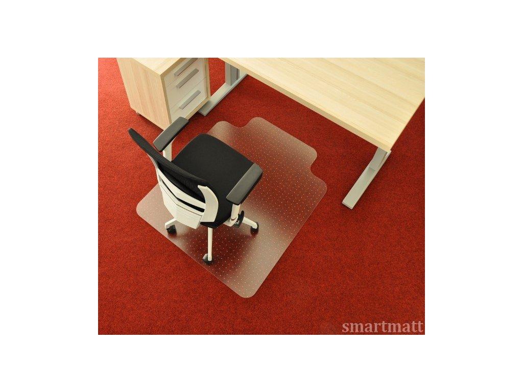 Podložka pod židli smartmatt na koberec 5100PCTL (4) (Custom)