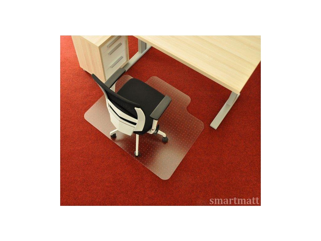 Podložka pod židli smartmatt na koberec 5100PCTQ (4) (Custom)