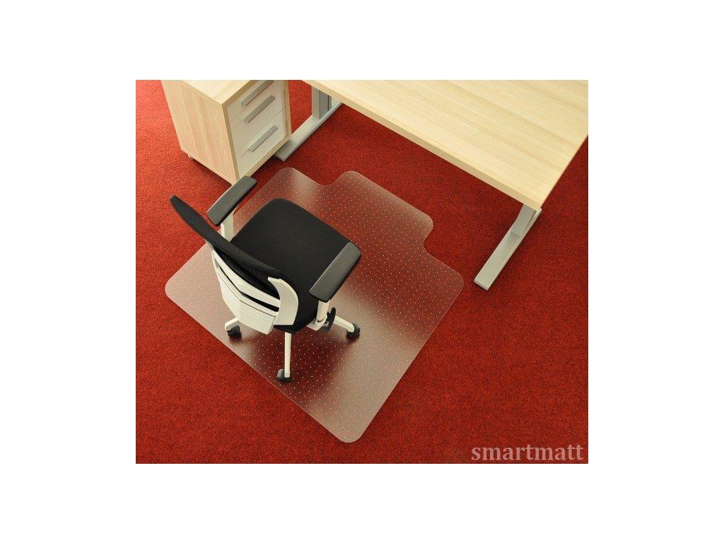 Podložka pod židli smartmatt na koberec 5200PCTL (4) (Custom)