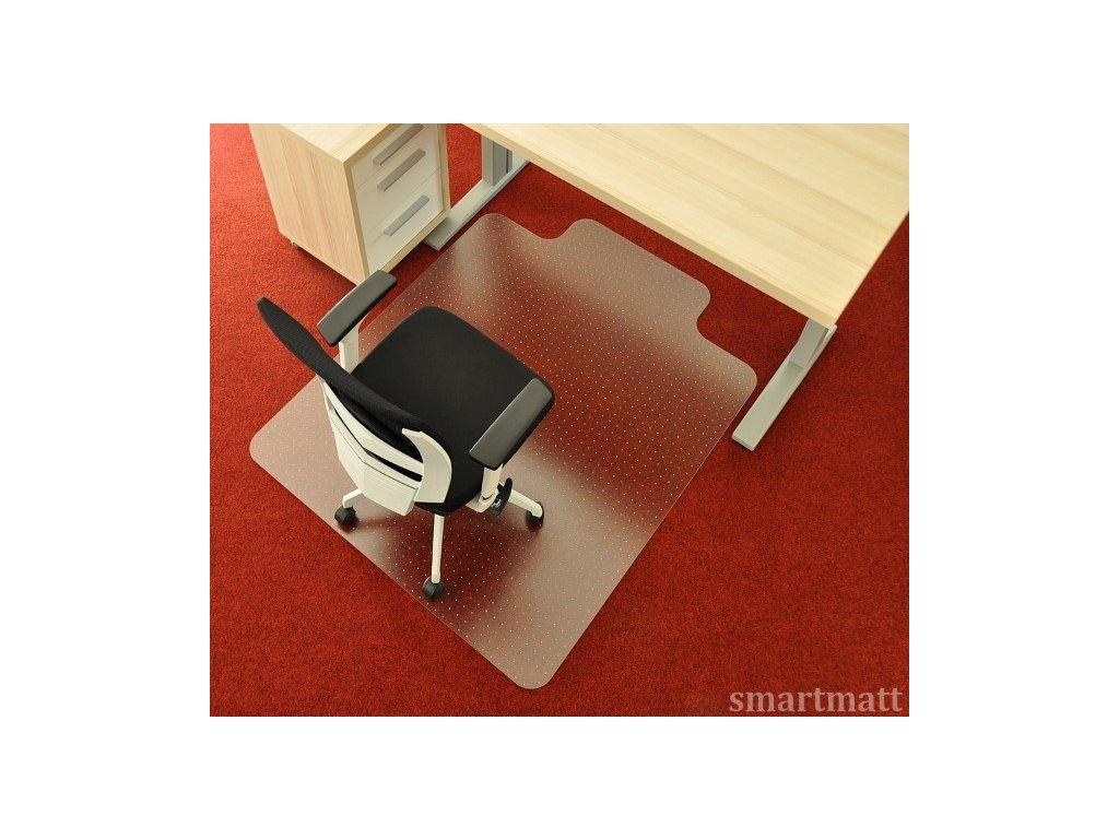 Podložka pod židli smartmatt na koberec 5134PCTL (4) (Custom)