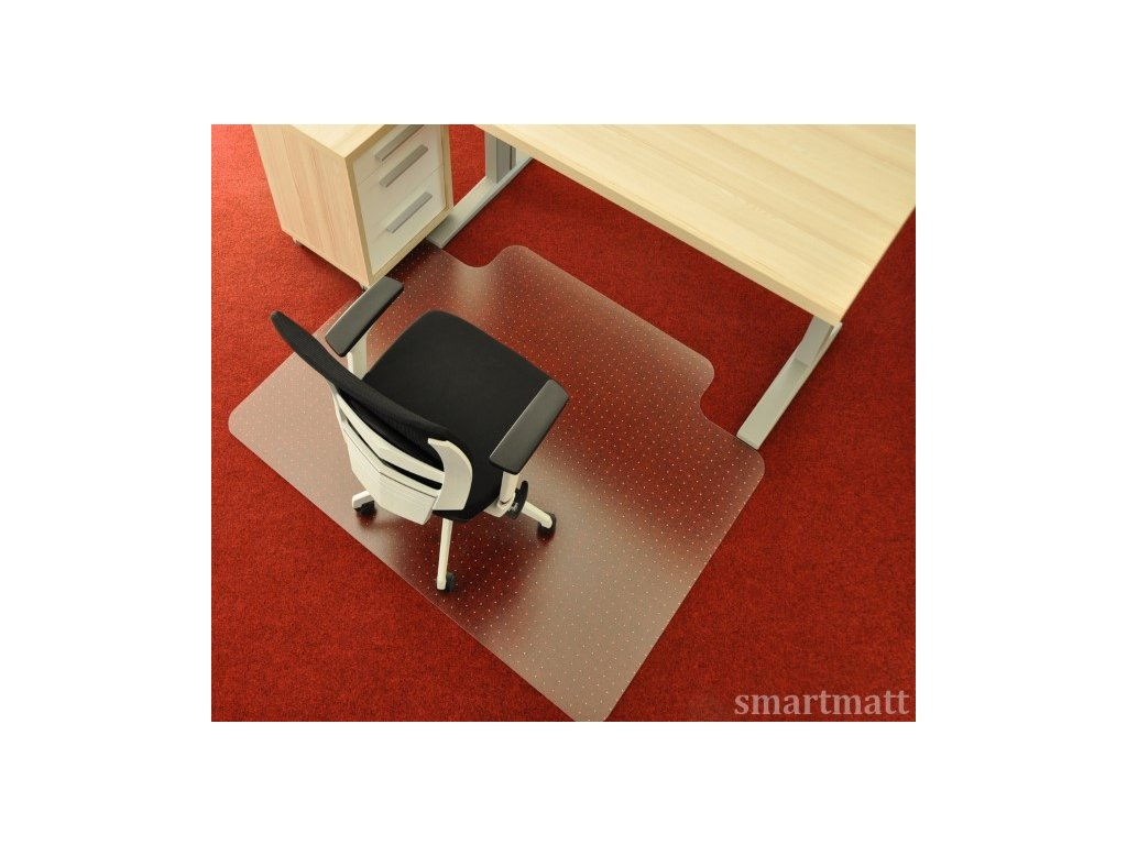 Podložka pod židli smartmatt na koberec 5300PCTQ (4) (Custom)