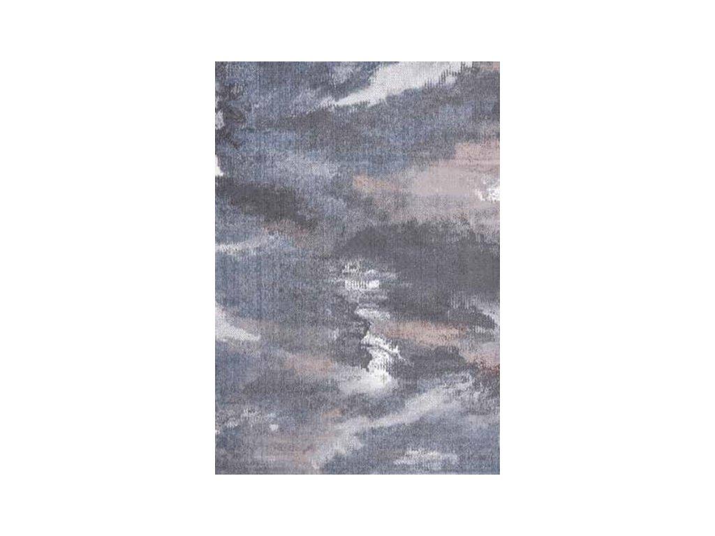 Kusový koberec - Diamond 210 blue