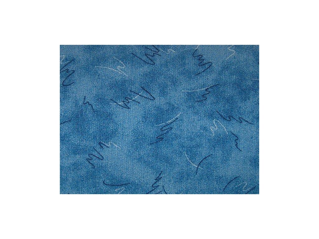 Smyčkový koberec Gothic 519  5m šíře