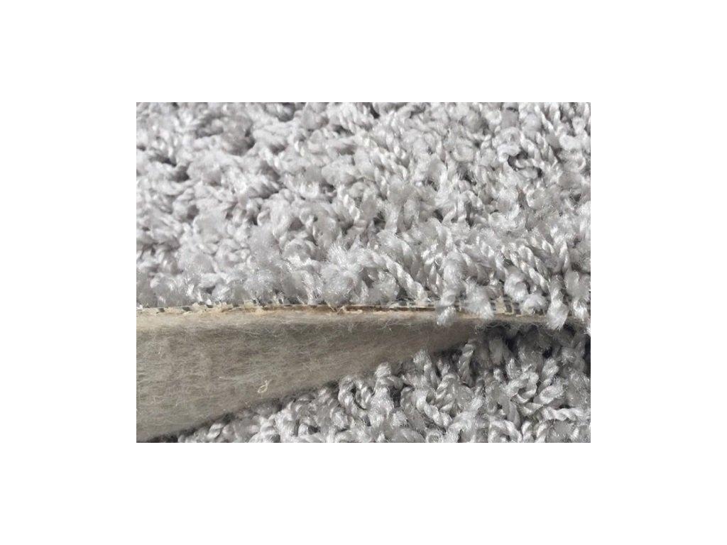 Střihaný koberec Shaggy Lush  5m šíře