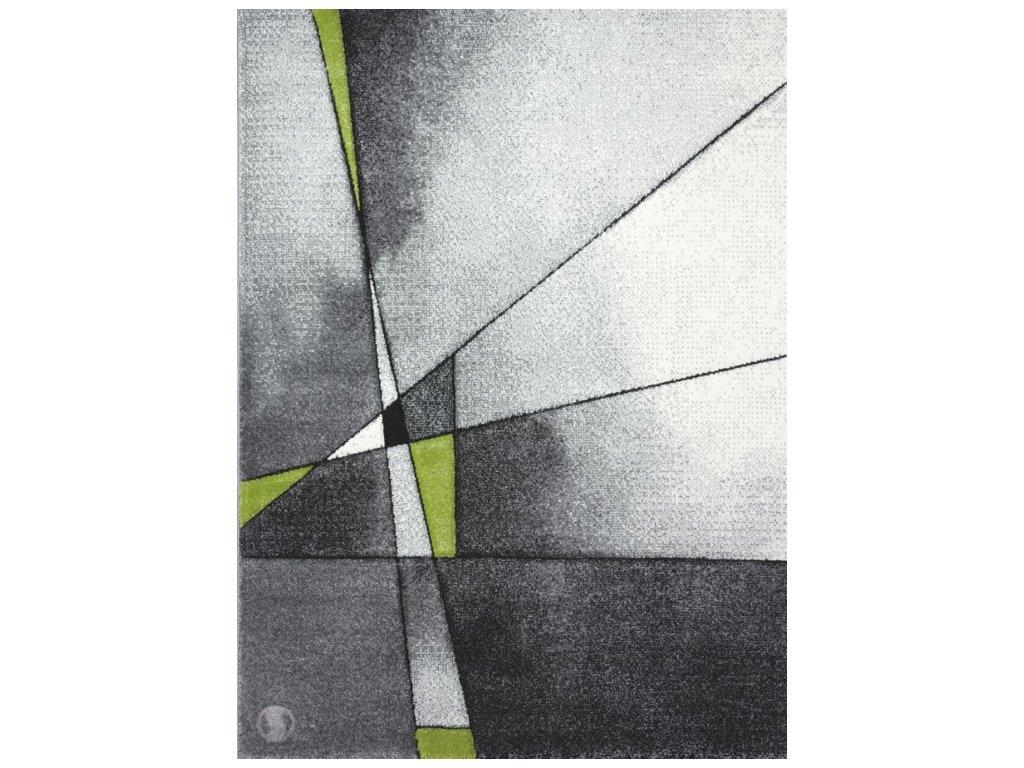 Kusový koberec - Brilliance 21807/954 grey-green