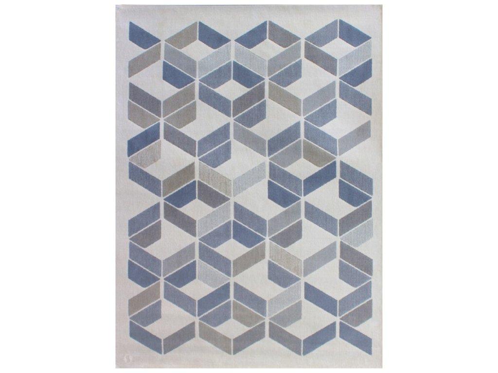 Kusový koberec - Fly 67316-461 grey