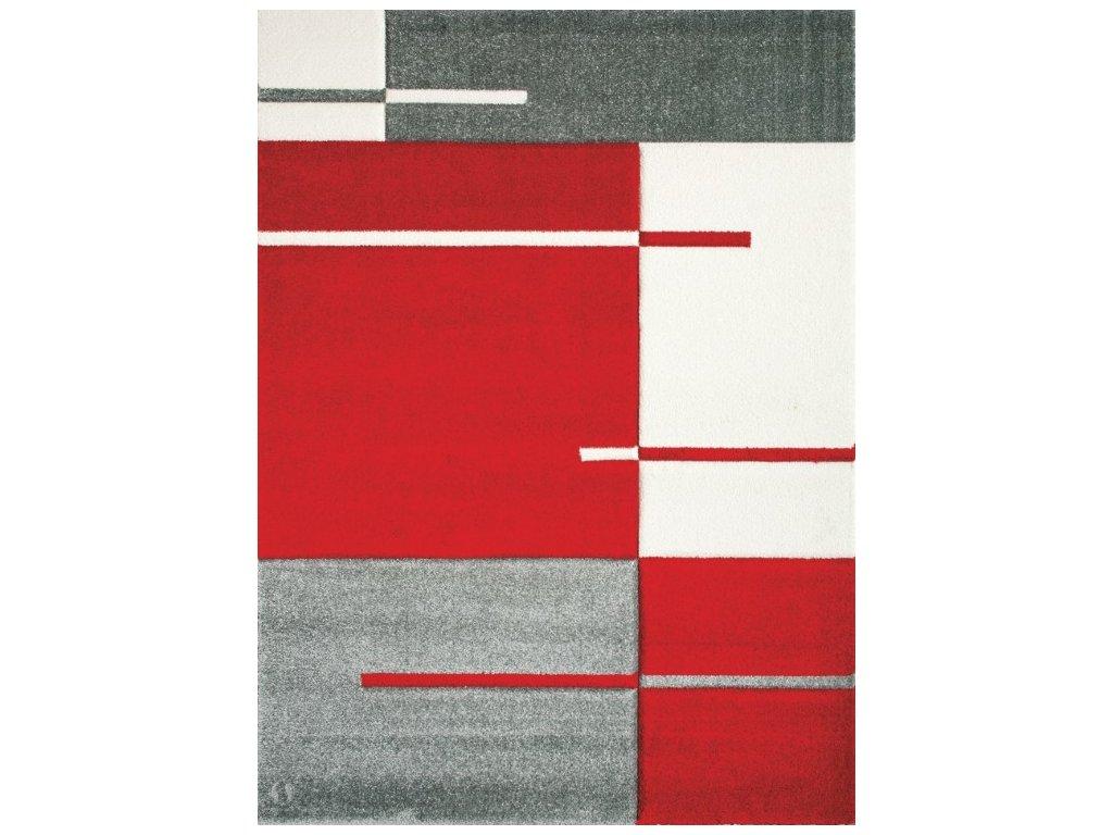 Kusový koberec - Hawaii 1310/02 red