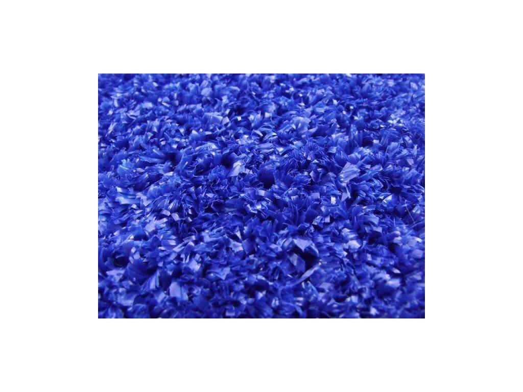 Barevný umělý trávník -Avantage Bleu 281