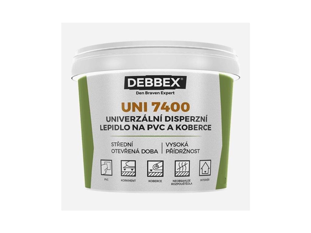 Univerzální disperzní lepidlo UNI 7400