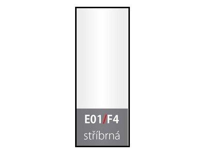E01 STŘÍBRNÁ