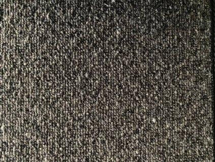 vlneny koberec dublin 145 dark grey sire 4m original