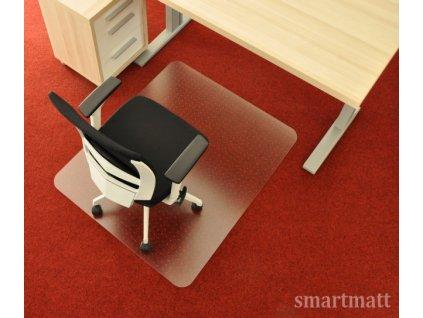 Podložka pod židli smartmatt na koberec 5100PCT (1) (Custom)