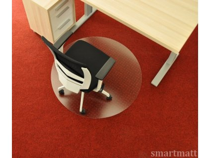 Podložka pod židli smartmatt na koberec 5090PCTD (4) (Custom)
