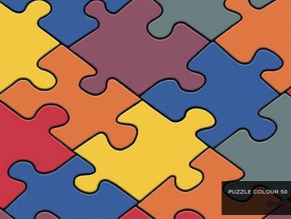 Bingo puzzle colour 50