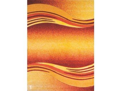 Kusový koberec Enigma 9358/04 orange