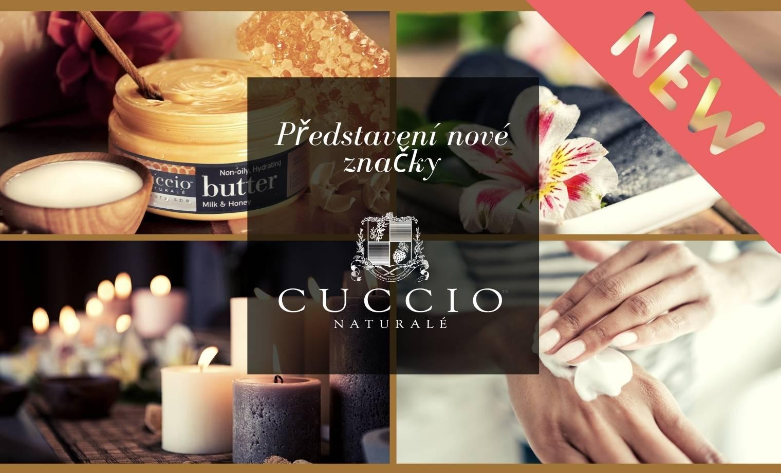 Giới thiệu thương hiệu mới mang tên Cuccio naturale