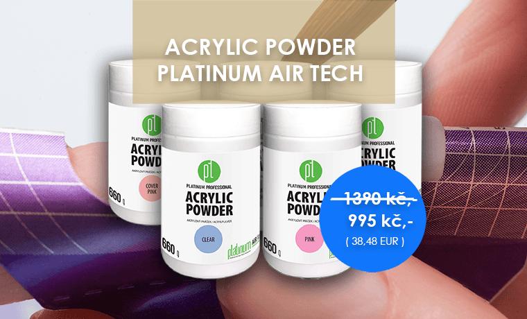 PLATINUM: NEW ACRYLIC POWDER 660G