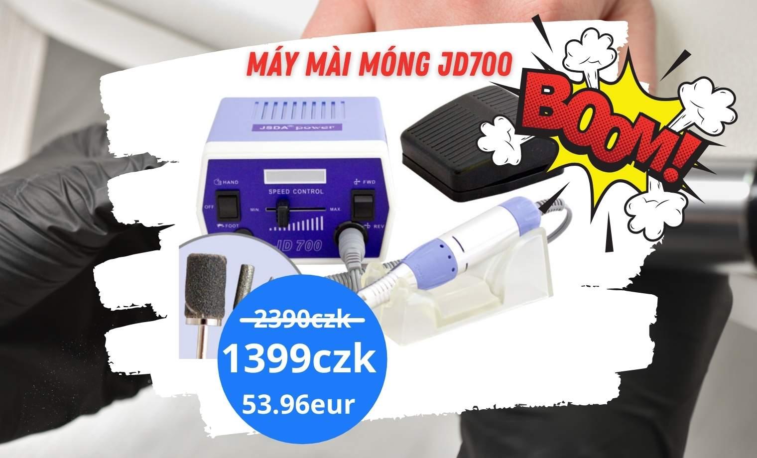 Máy mài móng JD700