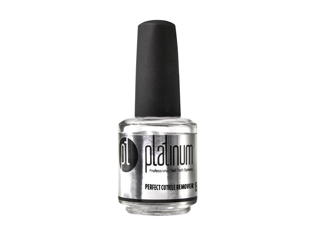 Platinum Công thức cài thiện - PROFESSIONAL PERFECT CUTICLE REMOVER - Loại bỏ da, 15ml