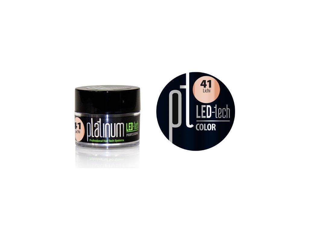 Platinum PLATINUM LED-tech COLOR Lichi (41), 9g
