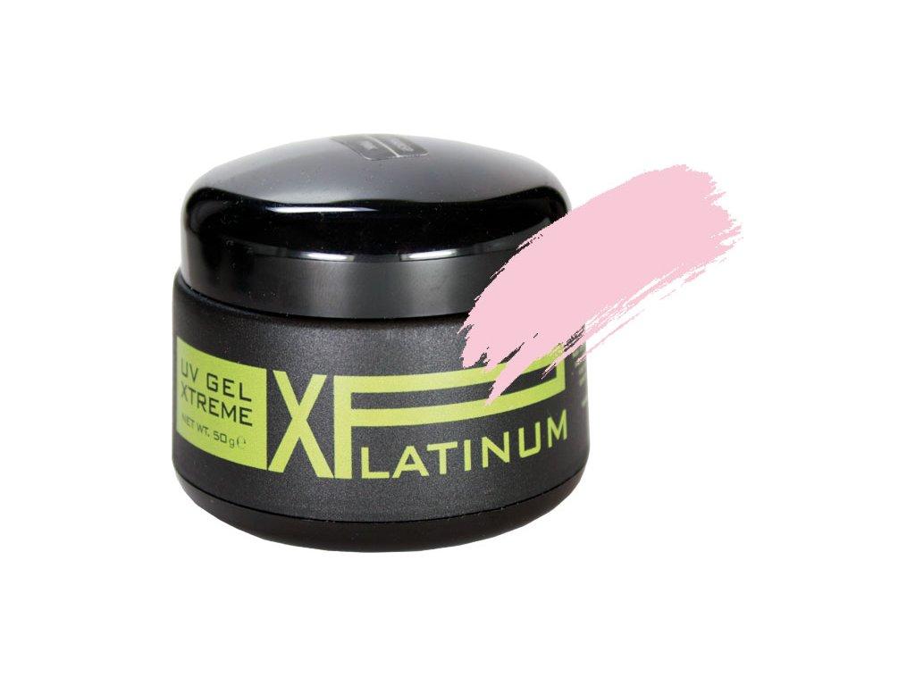 Platinum PLATINUM EXTREME UV GEL - SOFT PINK 50g - hơi đặc hơn, cực kỳ chắc và đàn hồi!