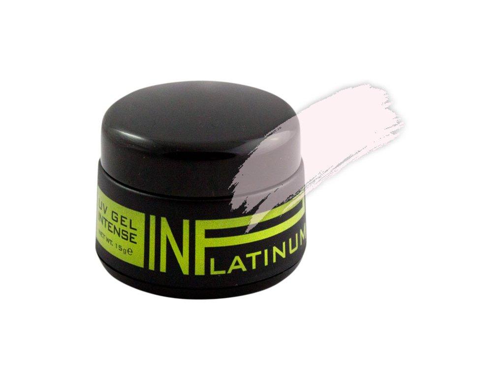 Platinum PLATINUM INTENSE - TRANSPARENT PINK, 15 g