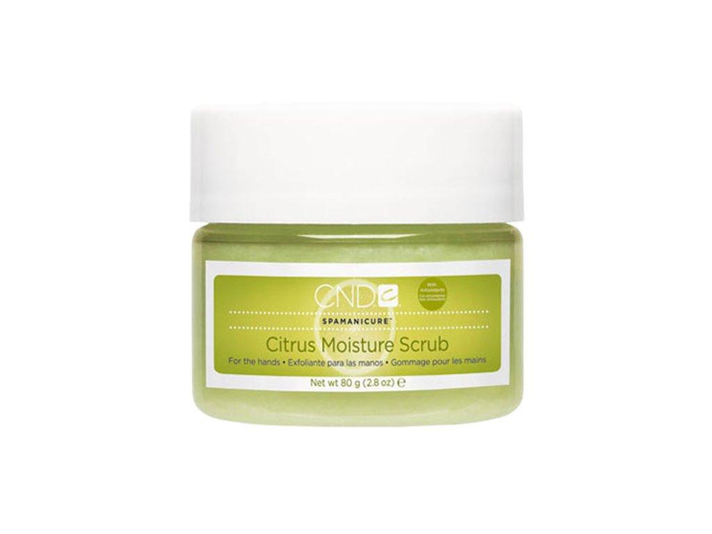 CND SpaManicure Citrus Moisture Scrub 2.8oz (80g), chăm sóc xa xỉ làm mịn và săn sóc da