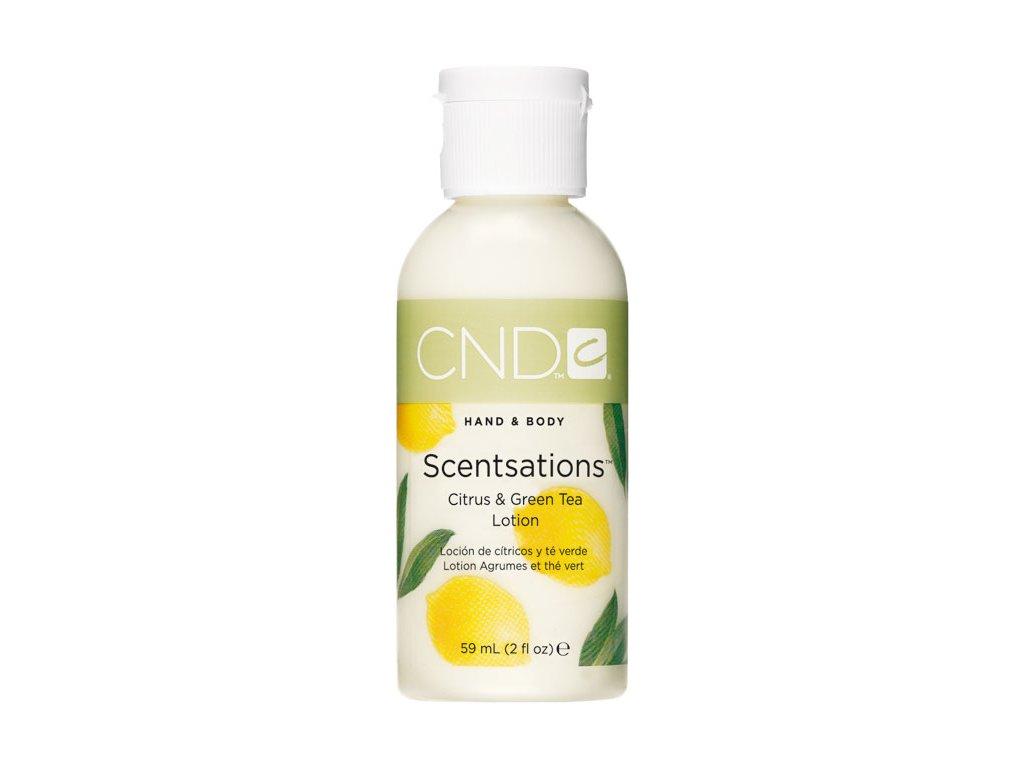 CND SCENTSATIONS™ CITRUS & GREEN TEA sữa bôi da chanh và trà xanh, 2oz (59ml)