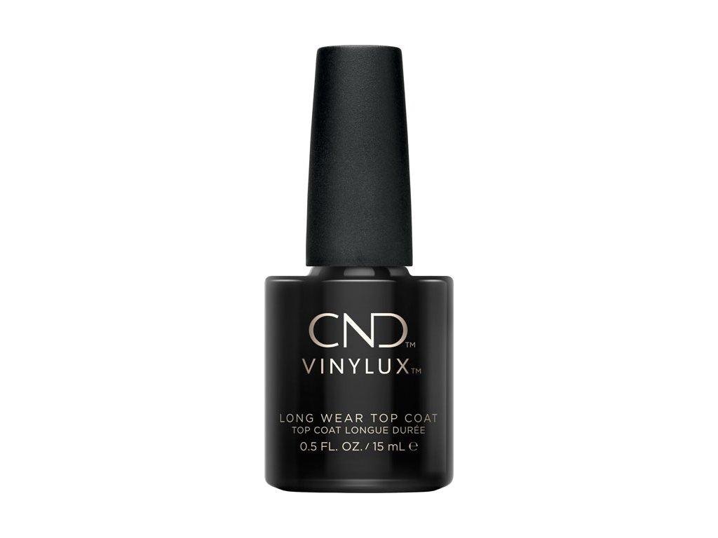 CND VINYLUX - WEEKLY TOP COAT  - sơn móng một tuần - lớp phủ 0,5oz (15ml)