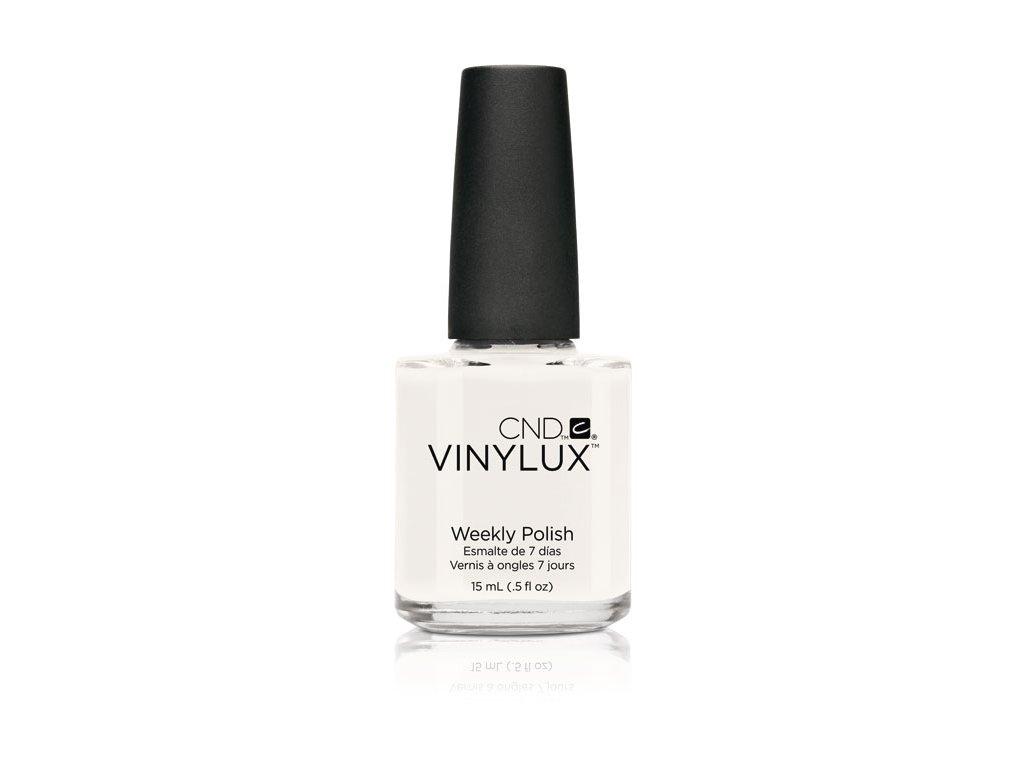 CND VINYLUX - WEEKLY POLISH - sơn móng một tuần - STUDIO WHITE  (151) 0.5oz (15ml)