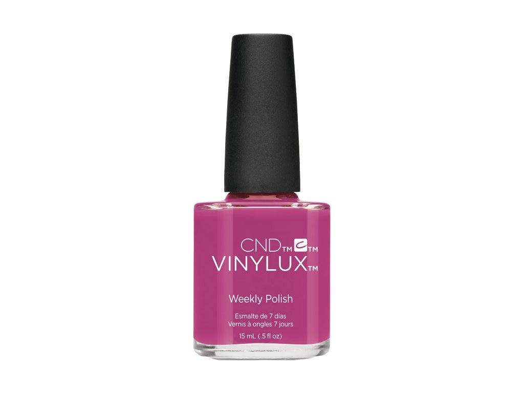 CND VINYLUX - WEEKLY POLISH - sơn móng một tuần - CRUSHED ROSE (188) 0.5oz (15ml)