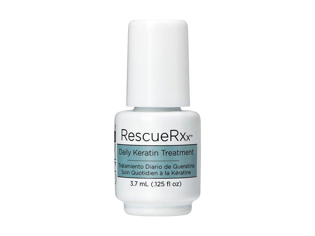 CND RESCUERXx™ - giải cứu cho móng bị tổn thương, 0.125oz (3.7ml)