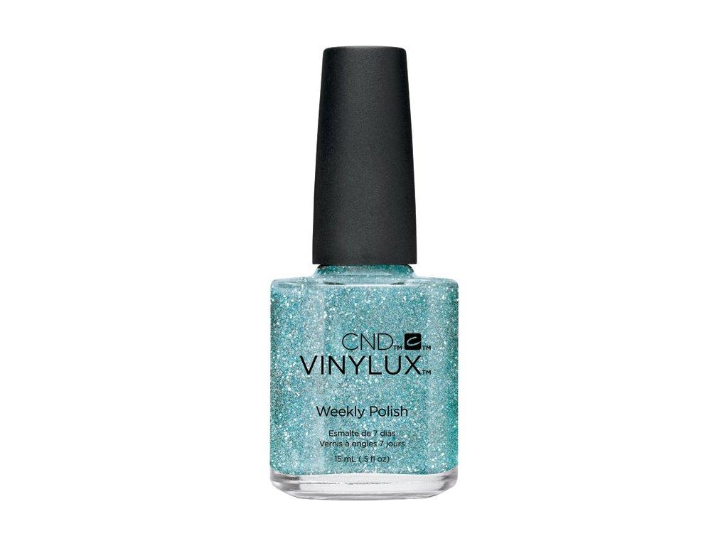 CND VINYLUX - WEEKLY POLISH - sơn móng một tuần - GLACIAL MIST (204) 0.5oz (15ml)