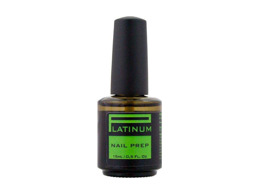 Platinum NAIL PREP - làm sạch dầu và khử trùng móng thật 15ml