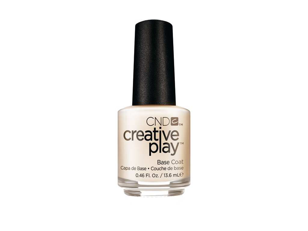 CND CND™ Creative Play™ LAK - BASE COAT (482) 0.46oz (13,6 ml)
