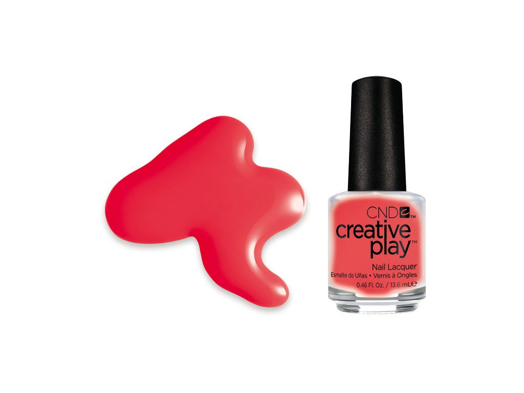 CND CND™ Creative Play™ LAK - CORAL ME LATER (410) 0.46oz (13,6 ml)