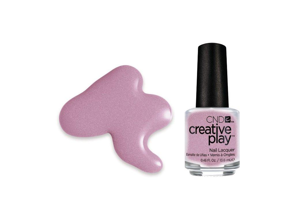 CND CND™ Creative Play™LAK  - I LIKE TO MAUVE IT (458) 0.46oz (13,6 ml)