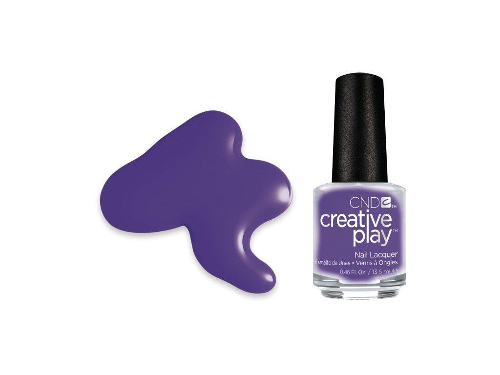 CND CND™ Creative Play™ LAK - ISNT SHE GRAPE (456) 0.46oz (13,6 ml)