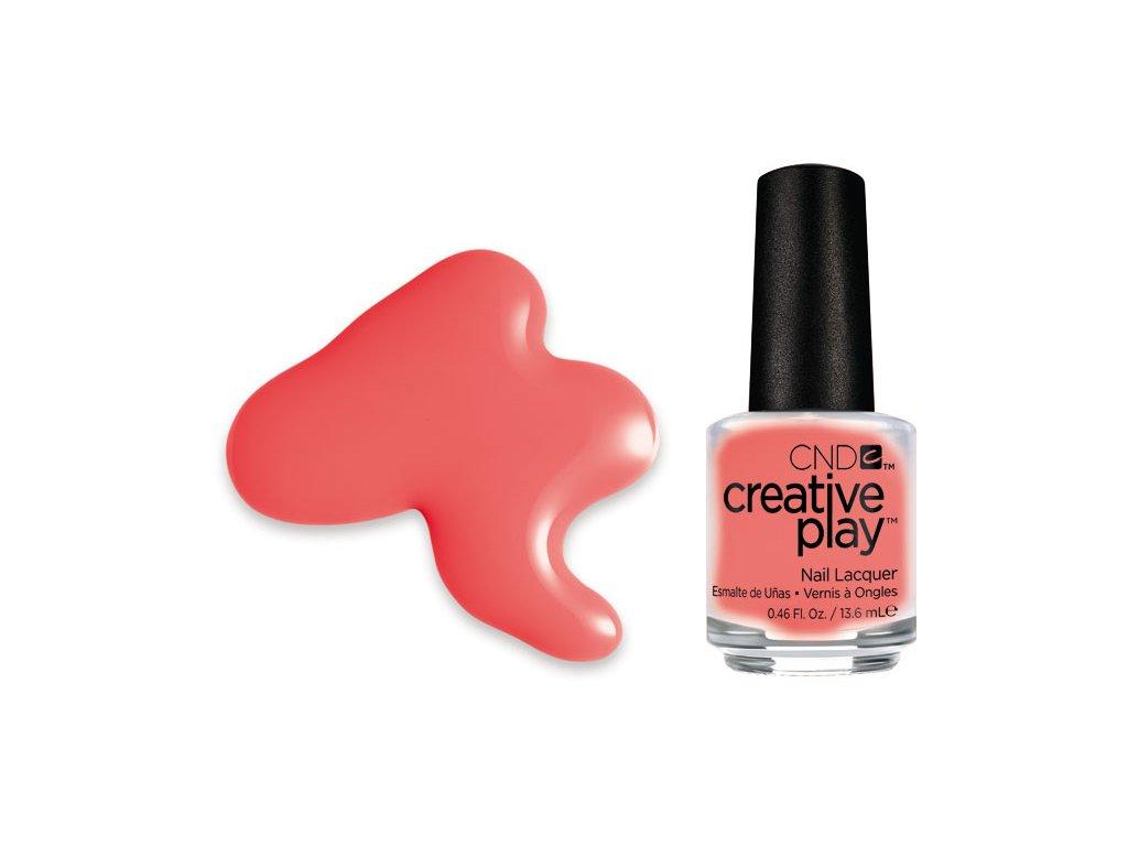 CND CND™ Creative Play™ LAK - JAMMIN SALMON (405) 0.46oz (13,6 ml)